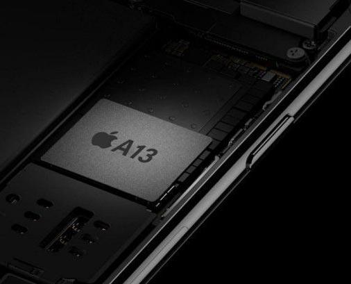 iphone 11 chip