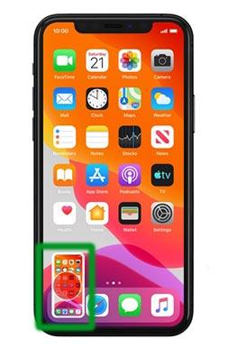 iphone 11 edit screenshot