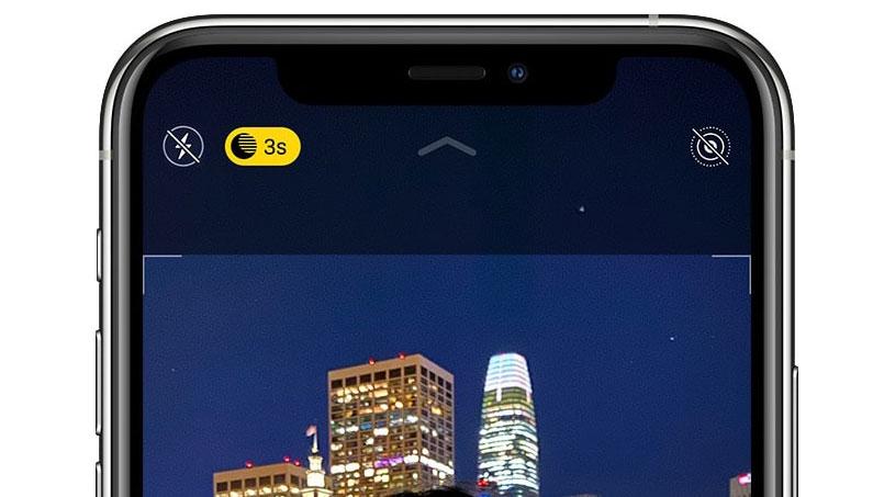 iphone 11 exposure length