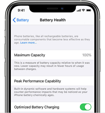 iphone 11 hybrid management system