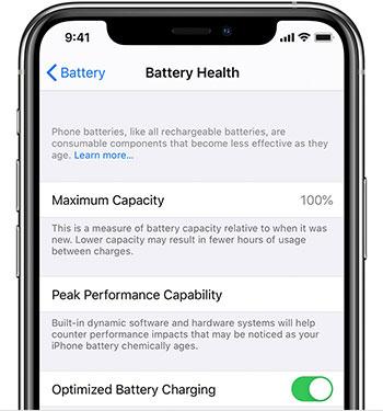 iphone 11 hybrid management system