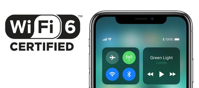 iphone 11 wifi 6